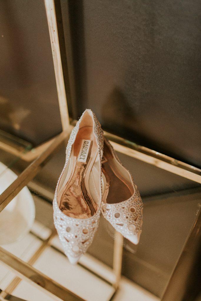 Winter Romance Wedding - Bridal Details